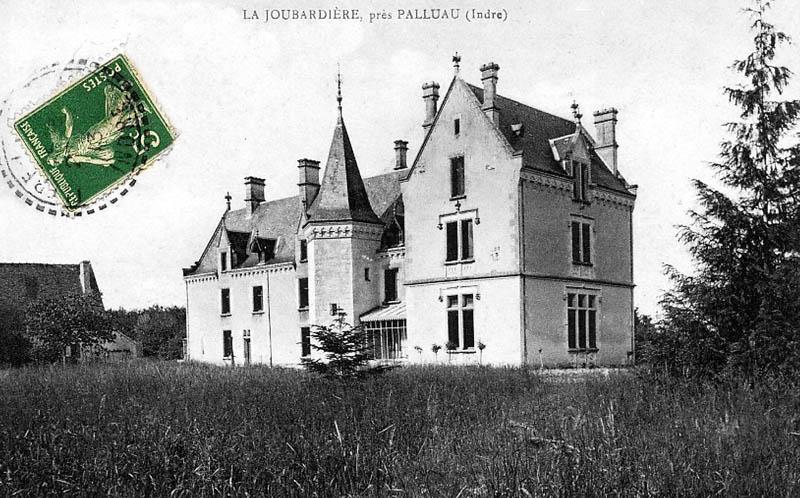 CPA_Palluau_ChateauJoubardière