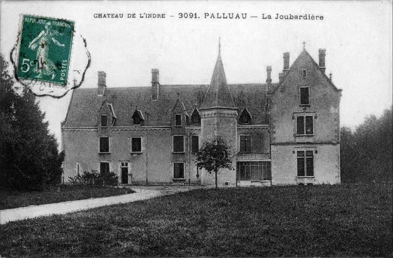 CPA_Palluau_ChateauJoubardière2