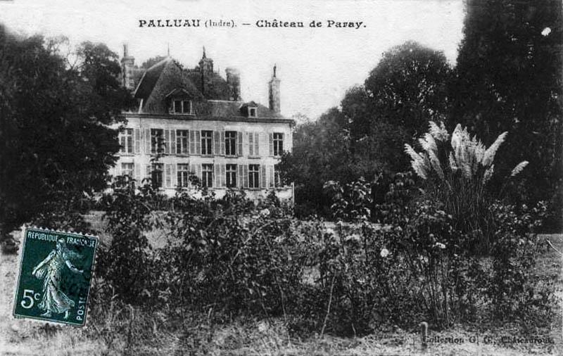 CPA_Palluau_ChateauParay