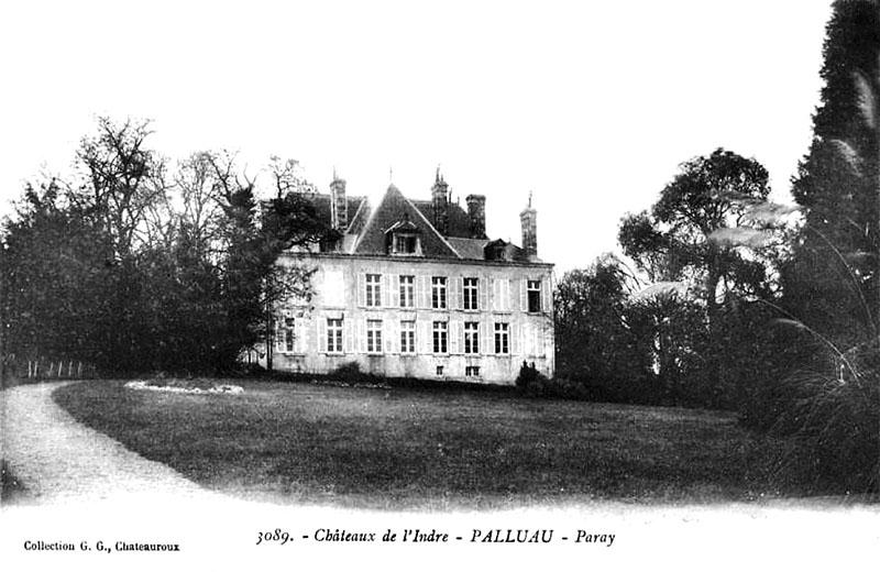 CPA_Palluau_ChateauParay2
