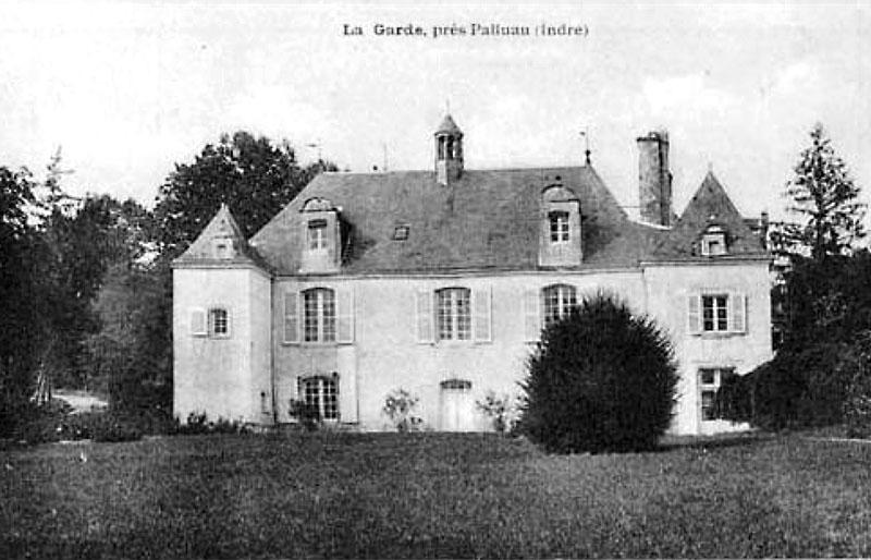 CPA_Palluau_Chateau_LaGarde