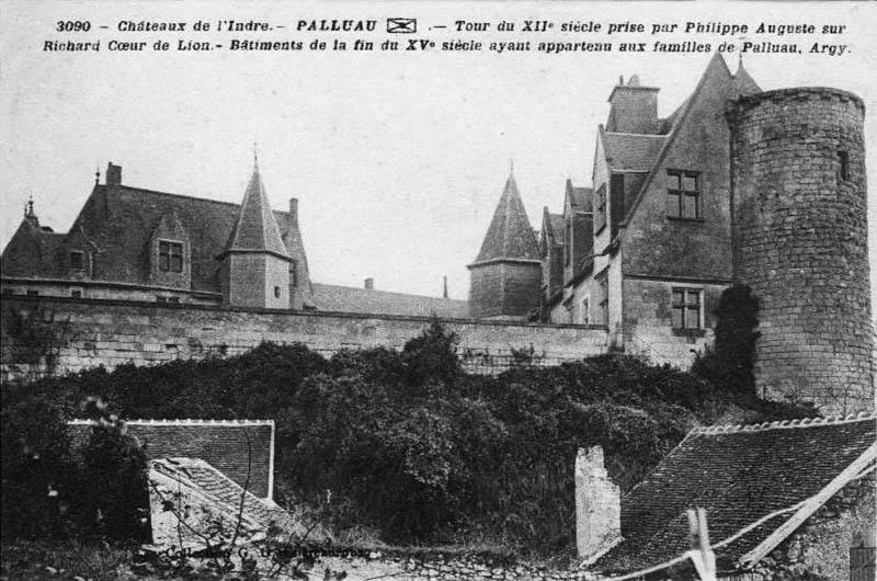 CPA_Palluau_Chateau_LaTour