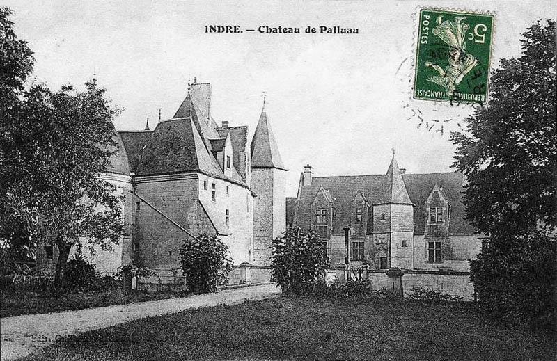 CPA_Palluau_Chateau_Vue_Parc