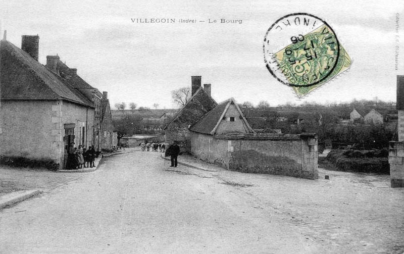 CPA_VillegouinLeBourg3