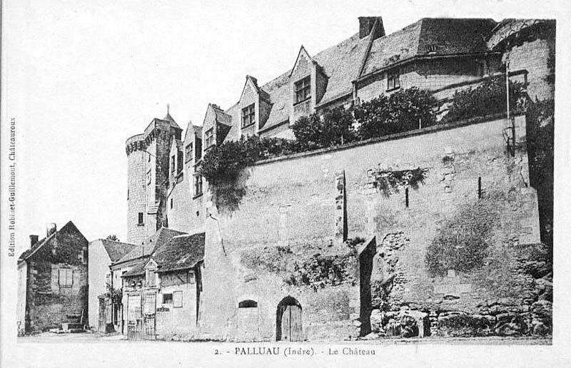 CPA_palluau_Château2