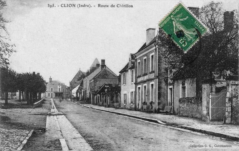 CPA_Clion_RouteChatillon