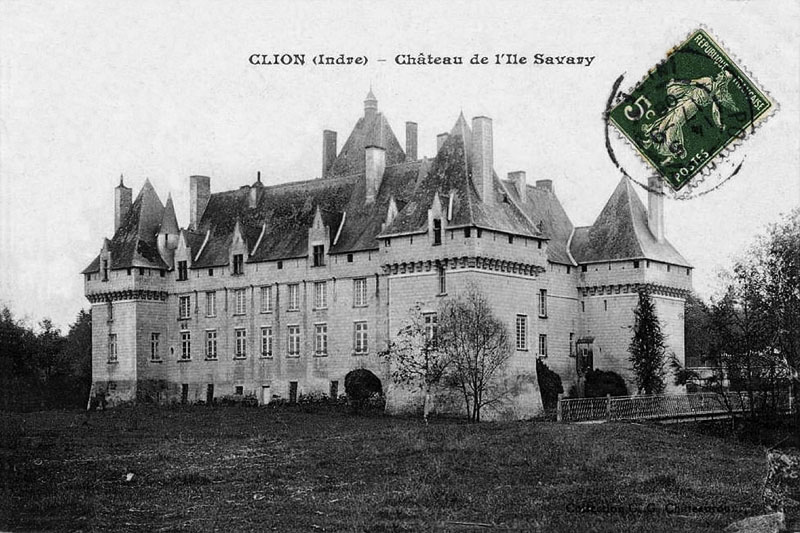 CPA_Clion_chateauIsleSavary