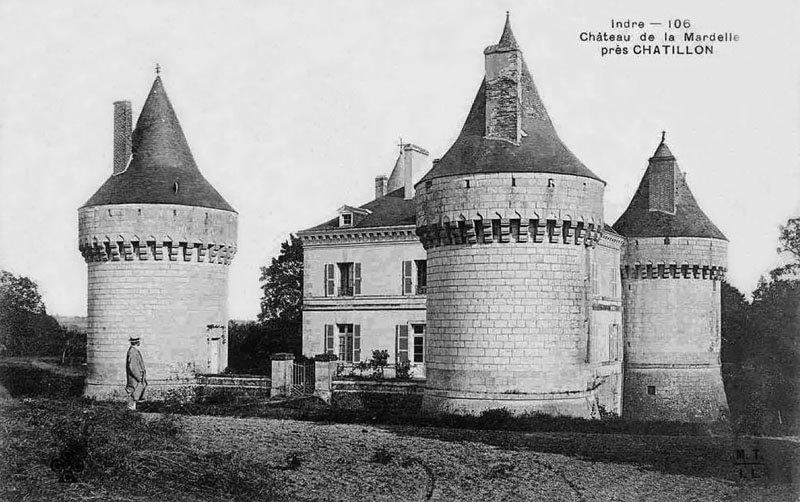 CPA_LeTranger_ChateauMardelle2
