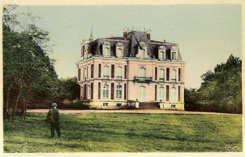 CPA_Ecueillé_ChateauFontenay3
