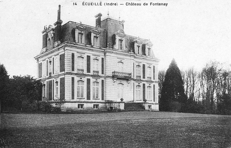 CPA_ecueille_ChateauFontenay5