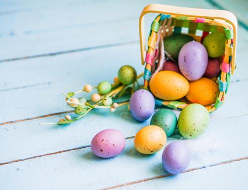 """Train spécial """"des œufs"""" le lundi de Pâque 19 avril à la gare d'Ecueillé"""