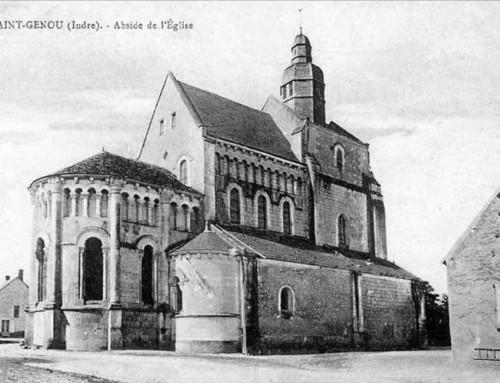 CPA Saint-Genou