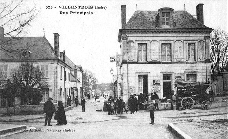 CPA_Villentrois_Rue.Principale