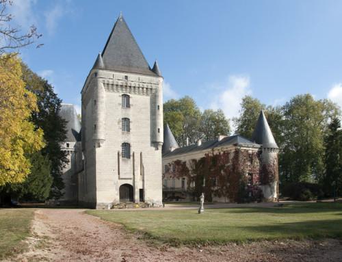 Le château d'Argy est en vente